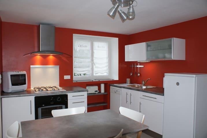 La petite Maison 3 places - Pont-Saint-Martin - Lägenhet