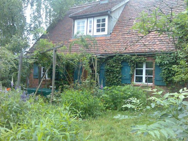 Romantisches Landhaus ganz für Euch - Groß Pankow (Prignitz) - Ev