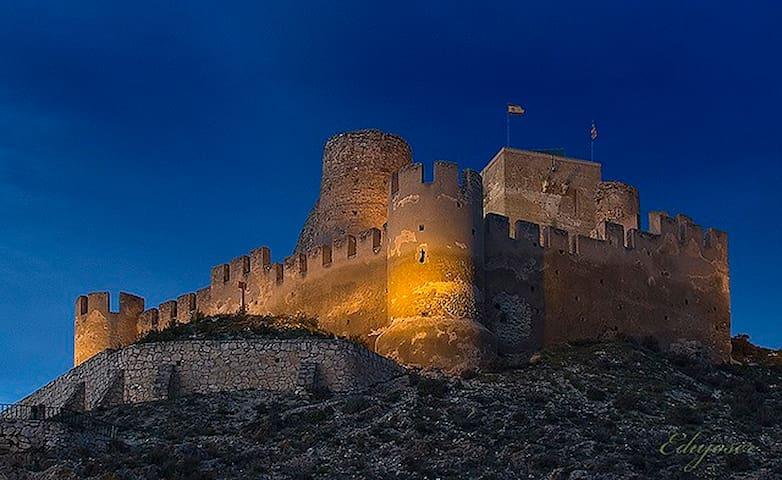 Magical castle, cousine, history... - Biar