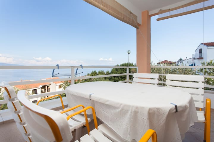 A sea view apartment in Rabac area - Labin - Appartement