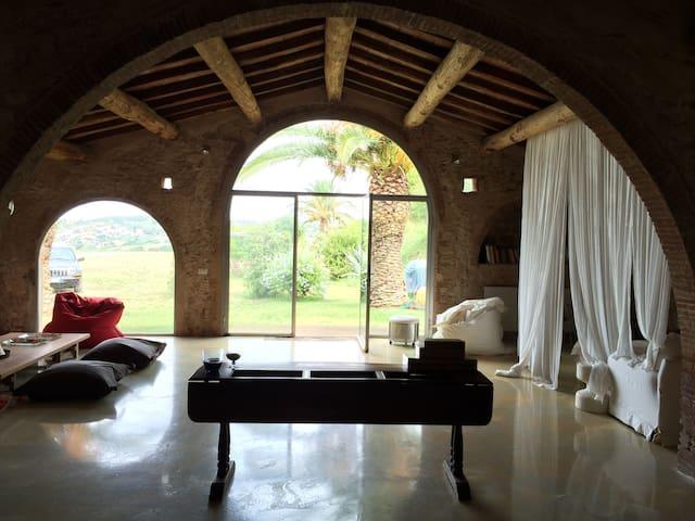 Vista Stupenda da Loft moderno - San Vincenzo - Loteng Studio