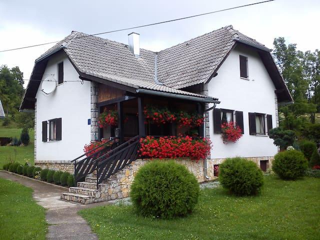 Apartment for relax - Poljanak - Casa
