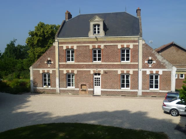 bed and breakfast les 3 tilleuls - Roye - Bed & Breakfast