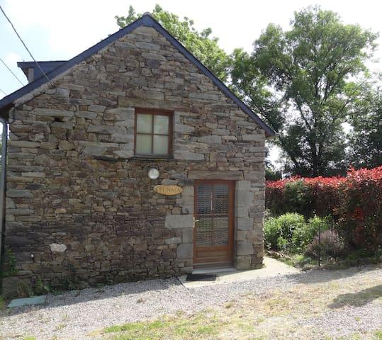 au coeur et au calme de la campagne bretonne - Peillac - Huis