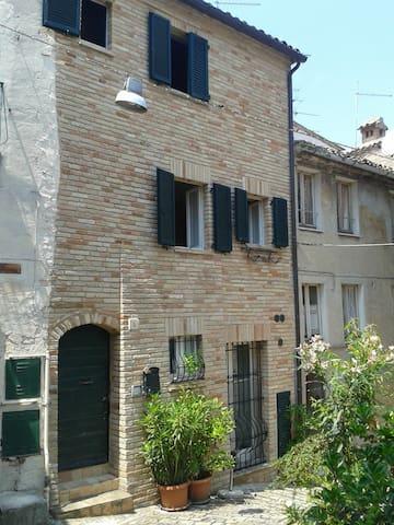 La Casina in the Alley - Recanati - Rumah