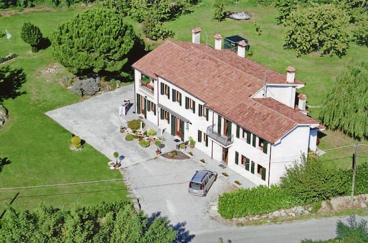 Colli Euganei ( Pd ) casa nel parco - Boccon di Vò - Hus
