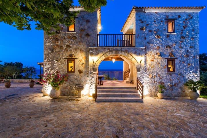 Luxury Sea View Double Cabin N5  - Zakinthos - Bed & Breakfast