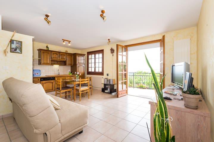 Appartement au coeur du Beaujolais - Villié-Morgon - Wohnung