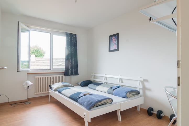 A room, 5min from Zurich Airport - Opfikon