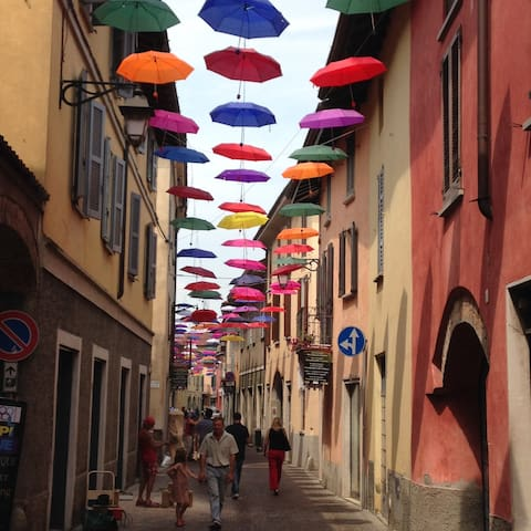 Flat for 2 guests in Treviglio - Treviglio - Wohnung