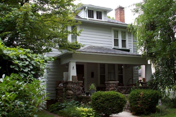 Comfy private suite-Ypsi/Ann Arbor - Ypsilanti - Hus