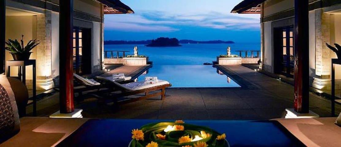 Banyan Tree - Two Bedrm Pool Villa - Bintan Island, Indonesia - Вилла
