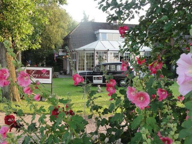Genieten op het Drentse platteland - Eesergroen - 家庭式旅館