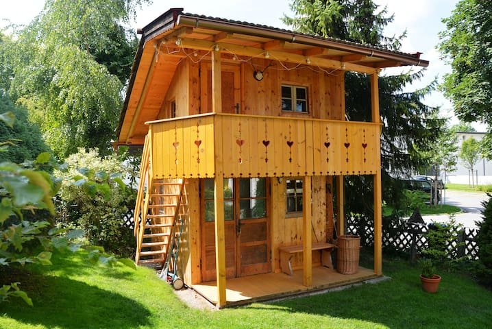 Treehouse with 1-5 sleeping places - Murnau am Staffelsee - Casa en un árbol