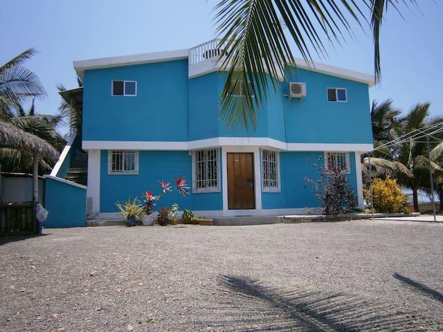 Beach House 2 bedrooms - Crucita - Haus