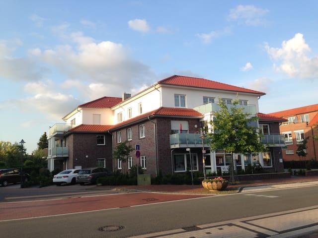 Elegante Wohnung mit großem Balkon - Dinklage - Leilighet