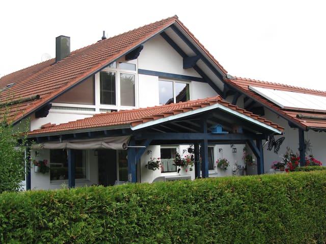 ferienwohnung-landkreis-passau-de - Neukirchen vorm Wald - Departamento