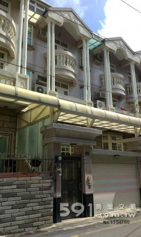 The best middle or long-term home stay hotel garde - Taiwan Hsinchu City - Casa