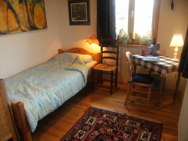enjoy cosy healthy & tasteful room - Fulda - Huis
