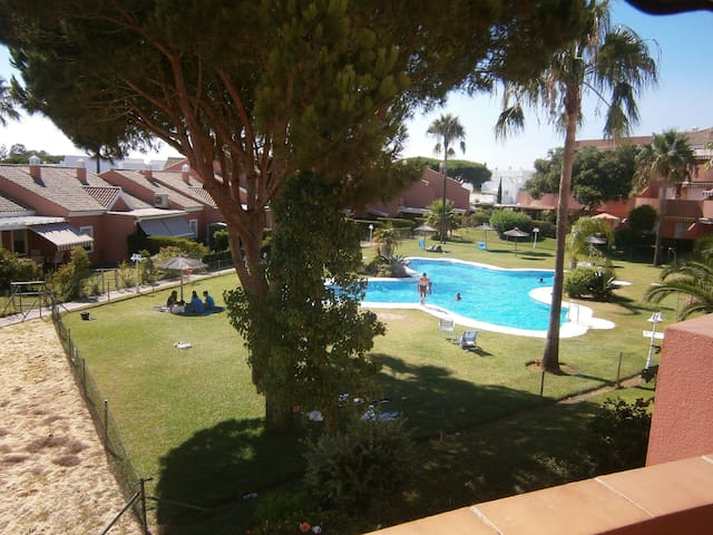 BONITO APARTAMENTO NOVO SANTI PETRI - Chiclana de la Frontera - Lägenhet