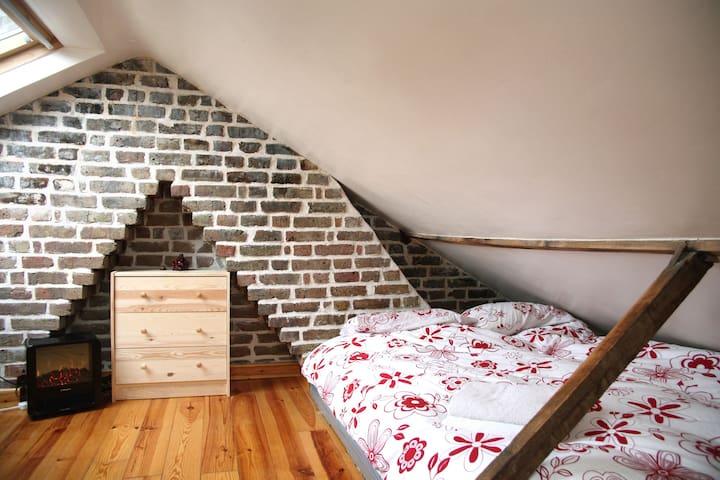 Loft for rent in Victorian house - Londres - Loft