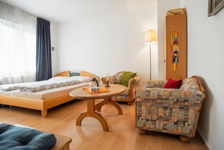 central place & parking free - Colonia - Apto. en complejo residencial