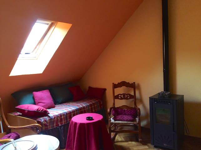 Apartamento tipo LOFT en CERCEDILLA - Cercedilla - Apartemen