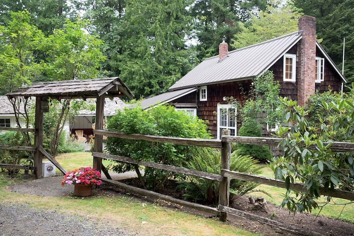 """""""The Barn"""" @ Harper's Hill - Port Orchard - Huis"""