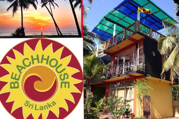 Beachhouse in Wadduwa, Sri Lanka  - Wadduwa