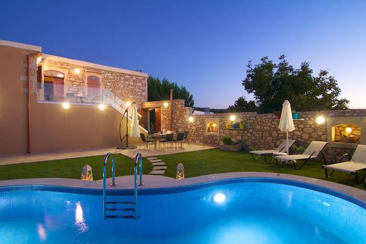 Blue Paradise villa - Tzannakiana - Villa