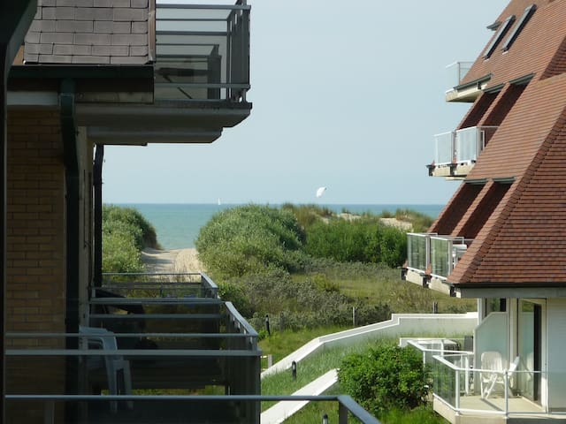 Studio tous conforts dunes & mer .. - Oostduinkerke  - Apartament