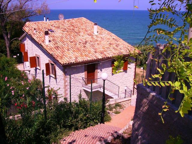 Appartamento in villa sul mare - San Vito Chietino - Apartamento