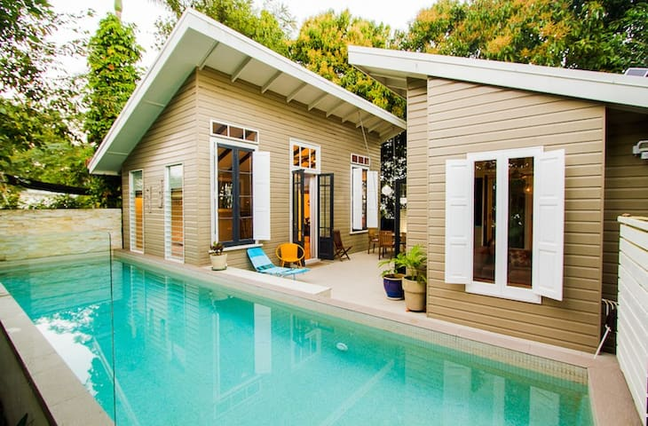 A bungalow in Bungalow - Bungalow