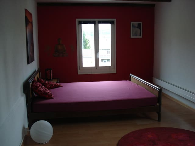 furnished room incl. bath/toilet - Winznau