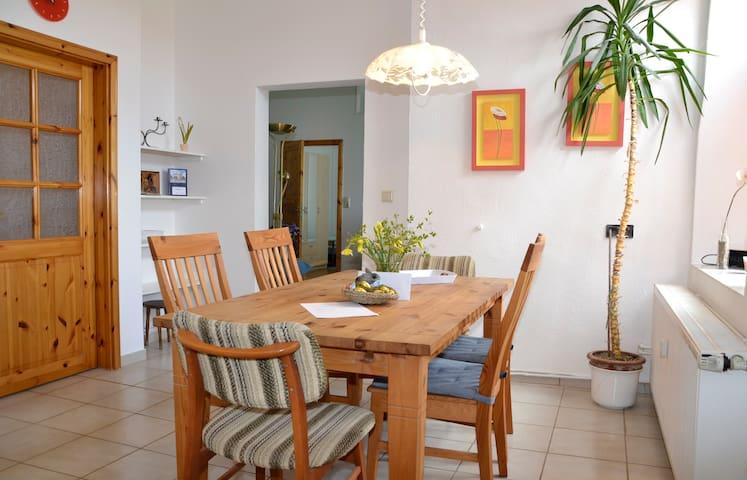 Charmante Gartenwohnung bei Hamburg - Hamfelde - Lägenhet