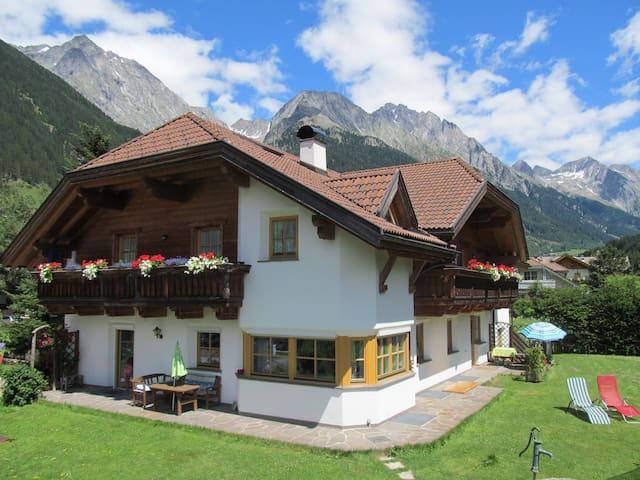 Apartment mit Frühstück im schönen Antholzertal - Antholz Mittertal - Bed & Breakfast