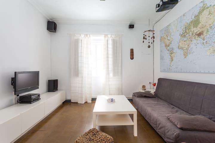 Cadiz centro, Gran Confort!  (wifi) - Cádiz - Casa