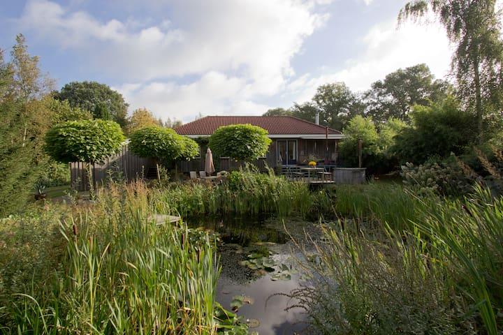 VAGNELLE HOME (huis van Jelle) - Oranjedorp - Hus