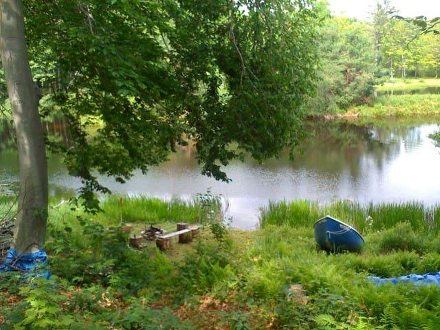 Little Robin Lake, a Magical Spot! - Becket - Ev
