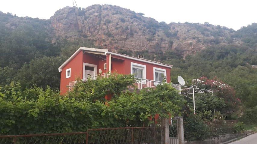 Village house Sjekloca - Limljani - Hus