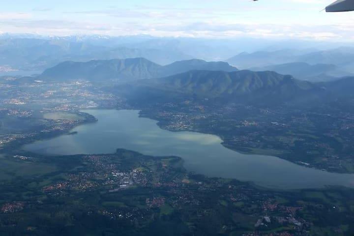 House of Art near Varese lake - Cazzago Brabbia - Ev
