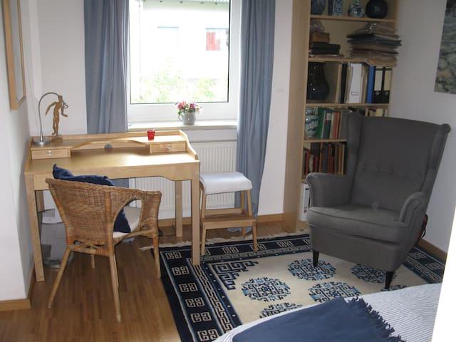 Comfortable single room + bathroom - Grafing - Hus
