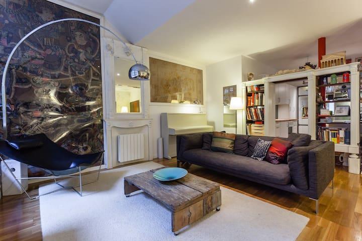 2 pièces Cathédrale Carré d'Or - Estrasburgo - Apartamento