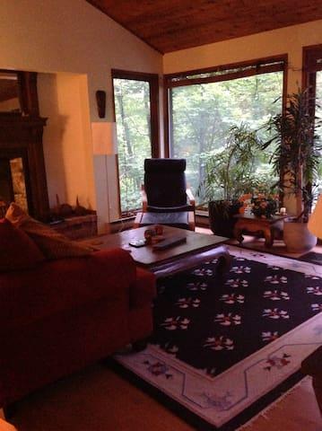Treehouse / Nature Lover's Retreat - Chelsea - Talo
