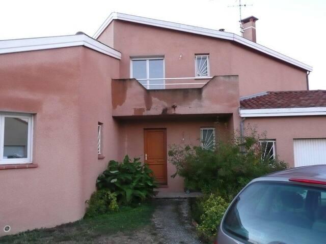 logement sud-ouest france toulouse - Sainte-Foy-d'Aigrefeuille - Hus