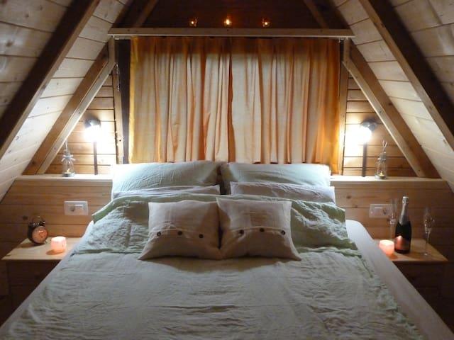 Motolux Log Cabin - Braslovče - Leilighet
