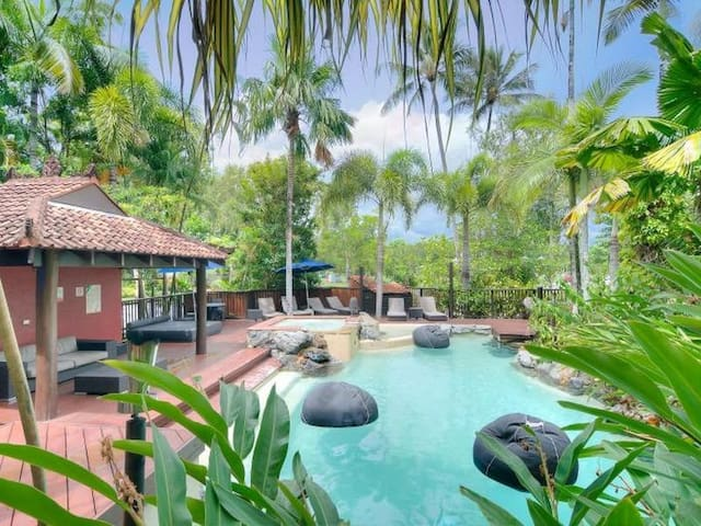 30 Hibiscus Resort-Relaxed+Central! - Port Douglas - Daire