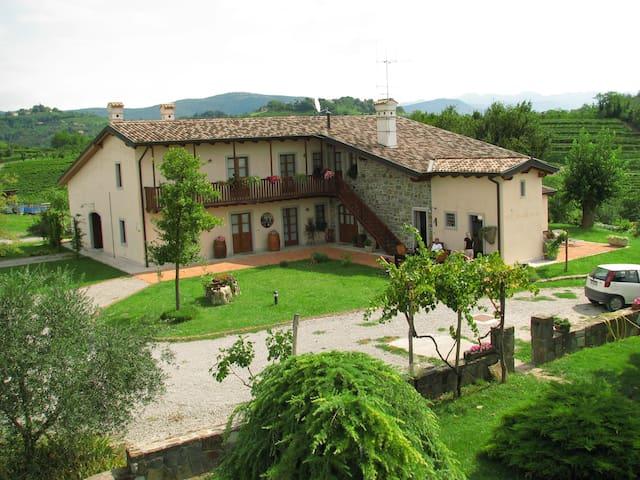 Agriturismo Kovač - San Floriano del Collio (Gorizia) - Bed & Breakfast