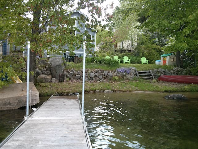 Kennebunk Pond Lakefront House - Lyman - Hus