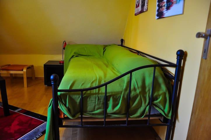 Cute and bright room - Nuremberg - Hus